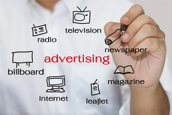 Industry specific advertising, Search Engine Advertising & Outdoor Advertising.